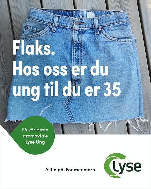 Lyse UNG TAKTISK GDN 320x400