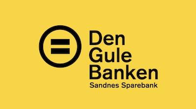 Den Gule Banken logo